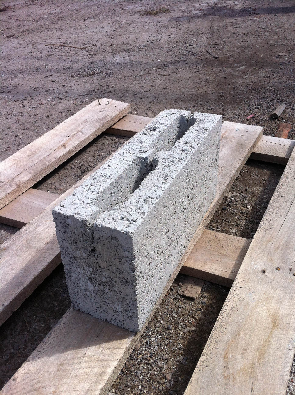 Стеновые бетонные блоки » Самоделки своими руками 22